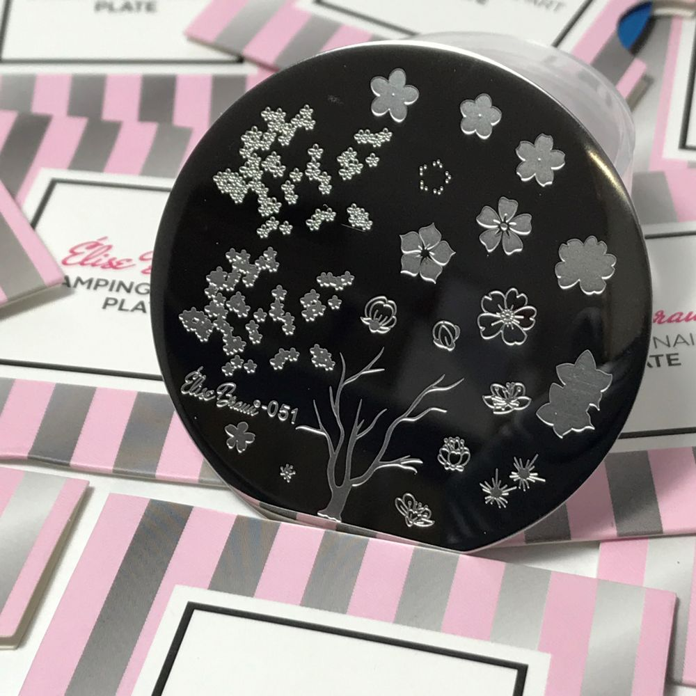 Stamping Plate #051