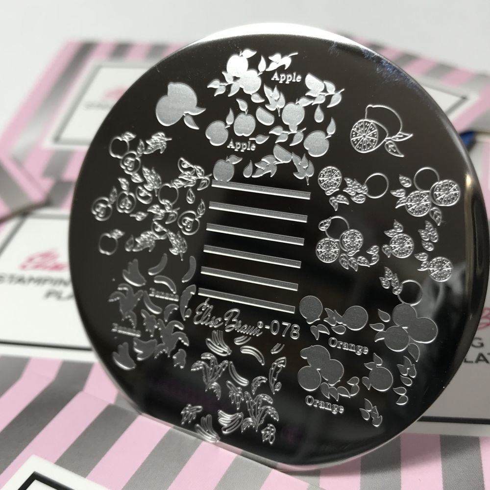 Stamping Plate #078