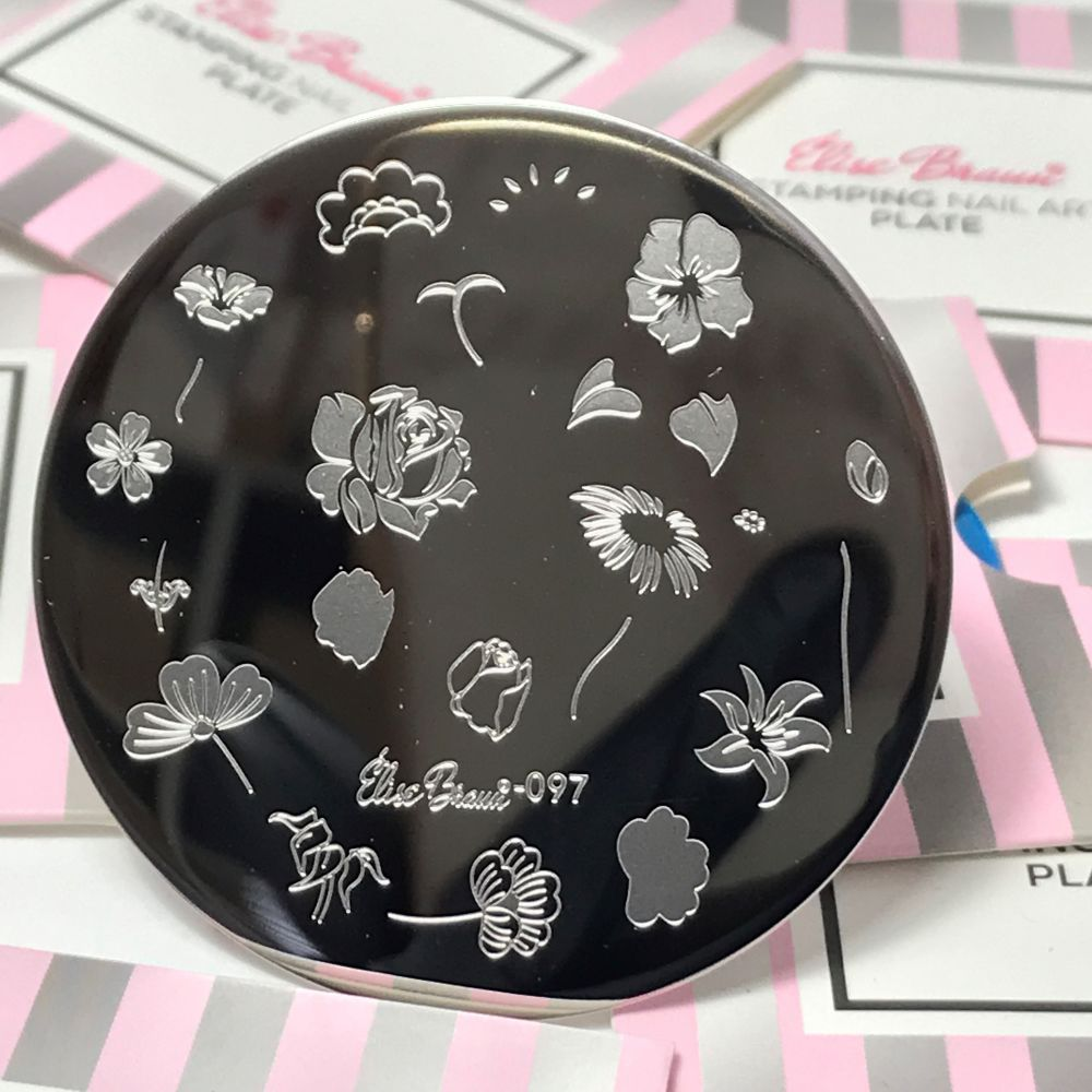 Stamping Plate #097