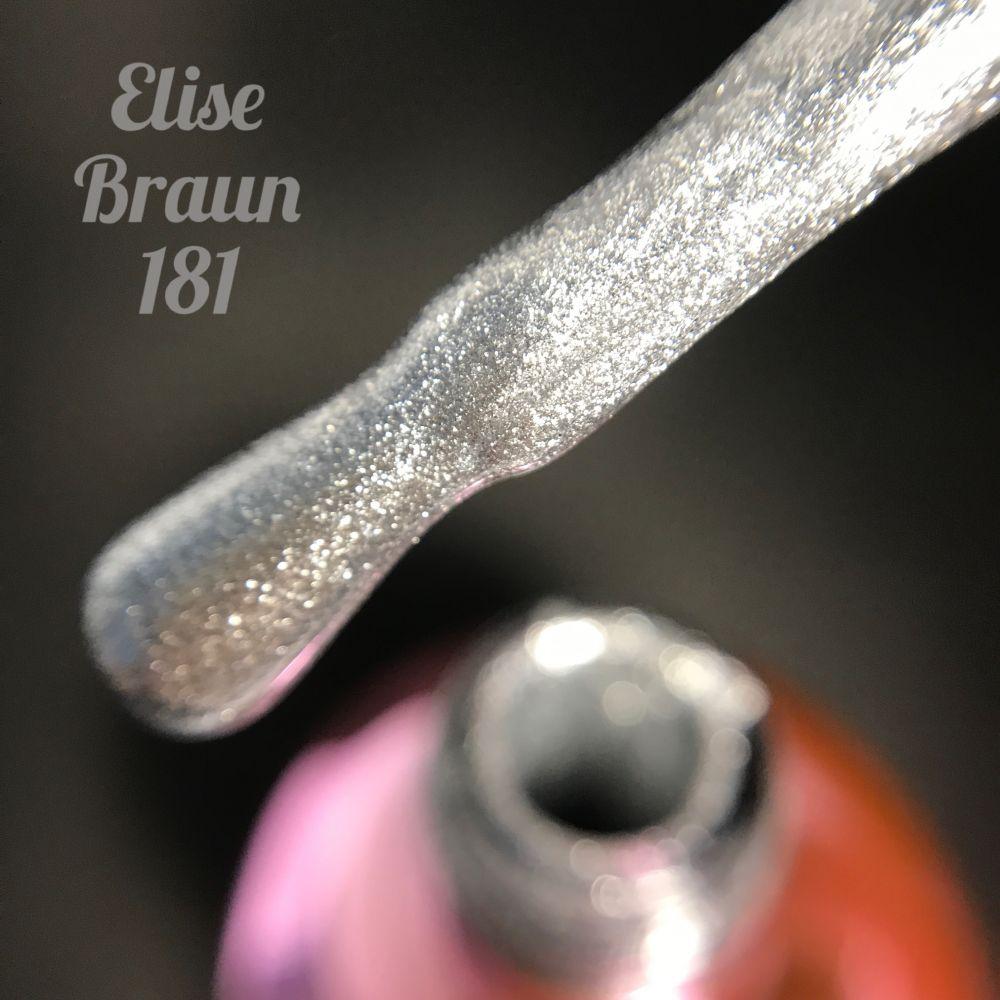 Покрытие гель-лак ELISE BRAUN #181 7ml