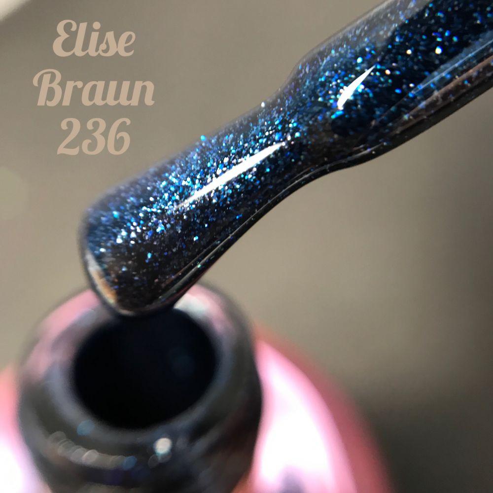 Покрытие гель-лак ELISE BRAUN #236 15ml