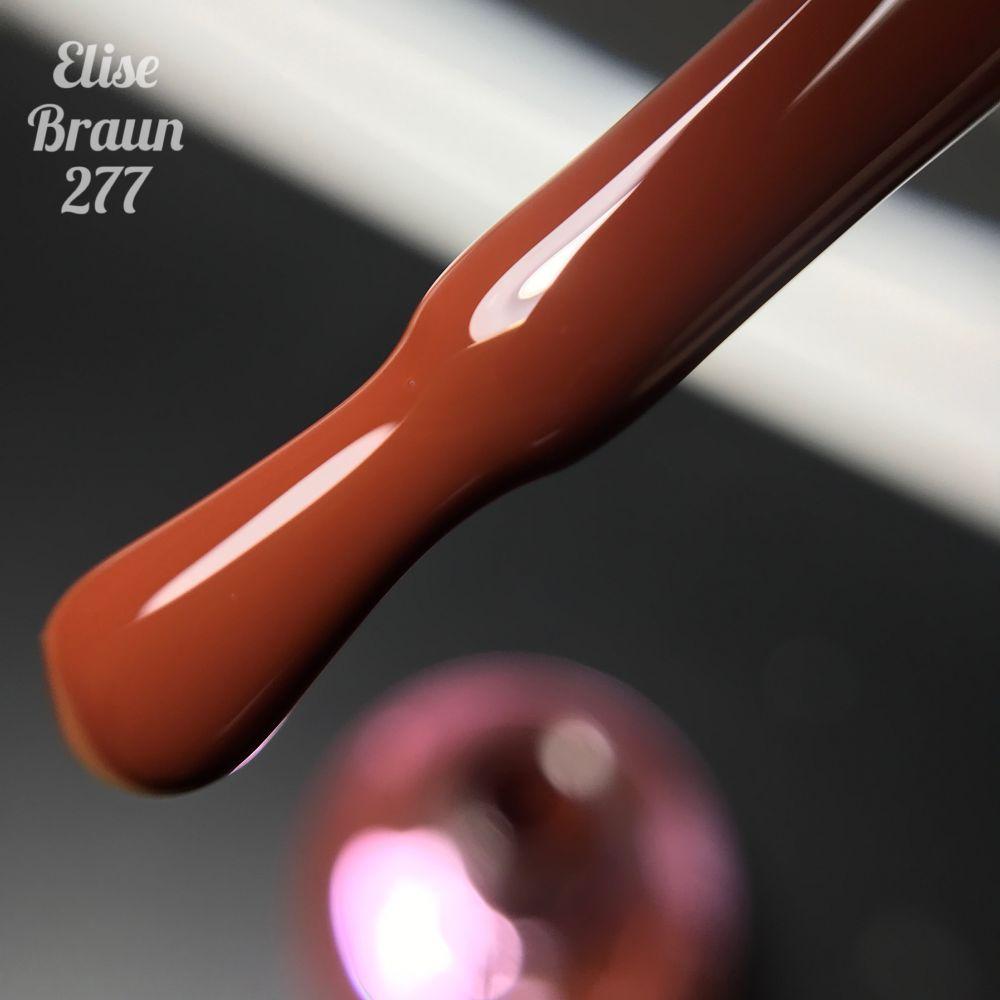 Покрытие гель-лак ELISE BRAUN #277 15ml