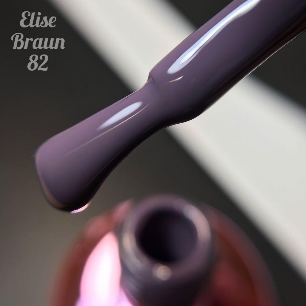 Покрытие гель-лак ELISE BRAUN #082 7ml