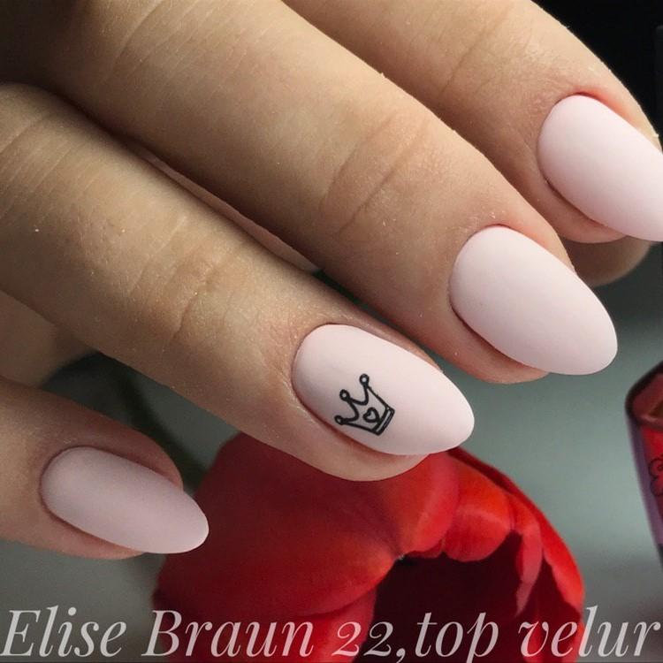 Matte Top Velur 15ml Elise Braun