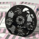 Stamping Plate #086