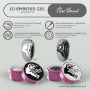 3D Emboss Gel #1 Elise Braun
