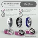 3D Emboss Gel #4 Elise Braun
