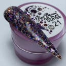 Gel Play Glitter #21 Elise Braun
