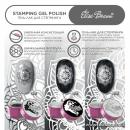 Stamping Gel #09 Elise Braun