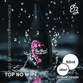 Top Coat No Wipe 50ml Elise Braun